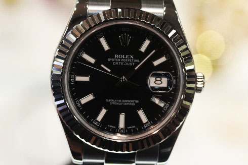DATE JUST II OYSTER PERPETUAL 116334