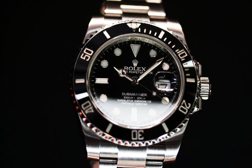 Black Submariner Date Ref.116610LN