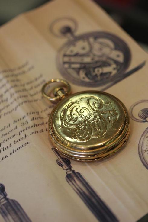 TIFFANY&CO Pocket Watches