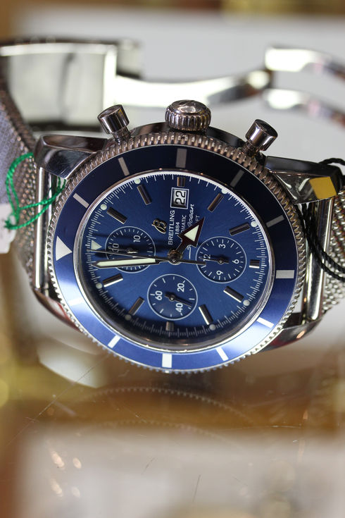 BREITLING Super Ocean Heritage Chronograph A13320