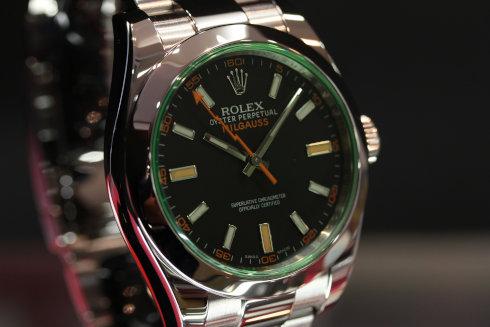 ROLEX MILGAUSS REF.116400GV