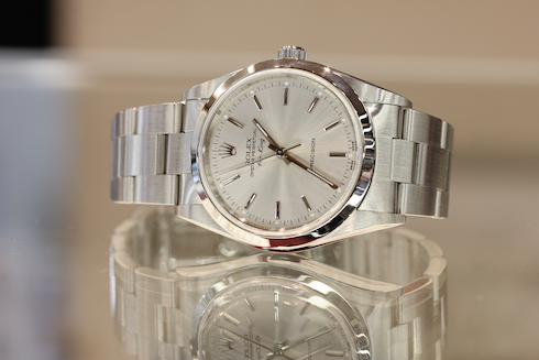 Rolex Air King Watches