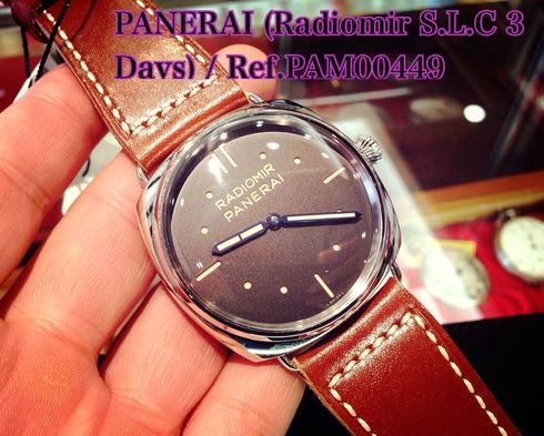 PANERAI Radiomir S.L.C 3Days PAM00449