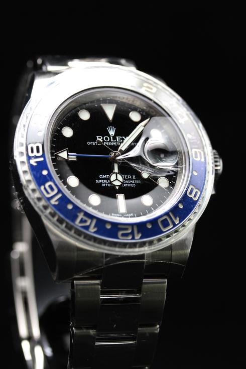 GMT-Master II Ref.116710BLNR