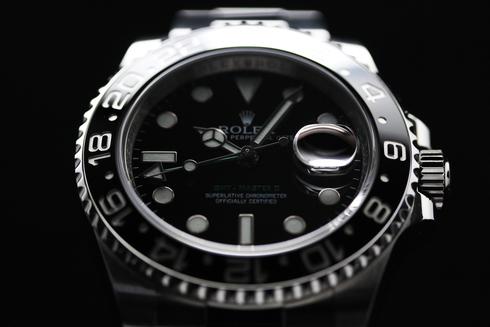 GMT-MASTER II 116710LN