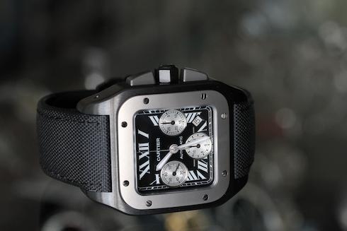 Cartier Santos 100 W2020005 Wrist Watch