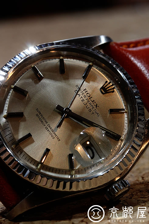 Rolex Oyster Perpetual  Datejust ref 1601