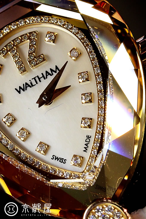 WALTHAM Lady Baroda Ref.LB34-02044PGQ