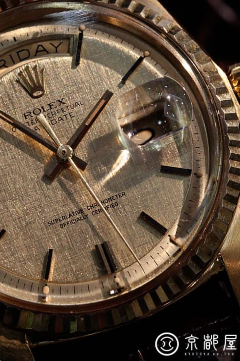 ROLEX Day-Date 1803 1968 ANTIQUE