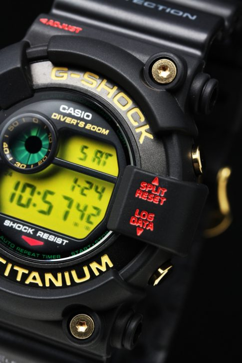 G-SHOCK DW-8201NT-1JR「7th FORGMAN」