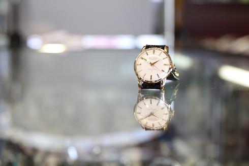 「正確無比、生涯持つことに誇りを抱く時計」グランドセイコー!