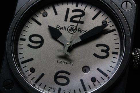 BELL&ROSS BR03-92 COMMANDO-R (42 MM)