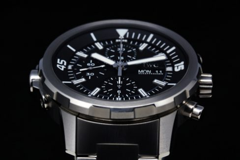 IWC AQUATIMER CHRONOGRAPH Reference 376804