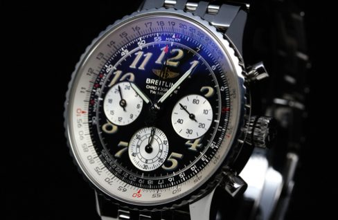Breitling Navitimer – Twin Sixty 2 A39022
