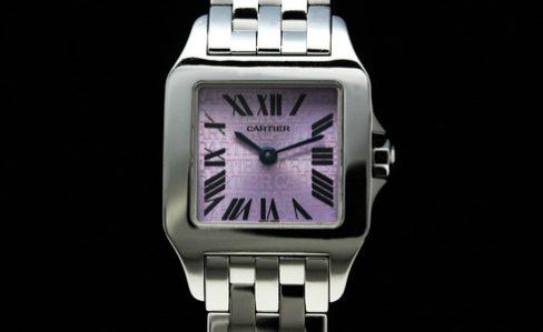 Cartier Women's Santos Demoiselle Womens Watch W2510002
