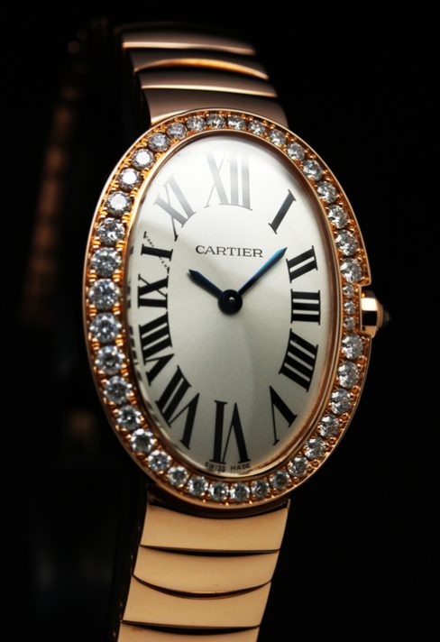 Baignoire 18K Pink Gold And Diamond Ladies watch WB520002
