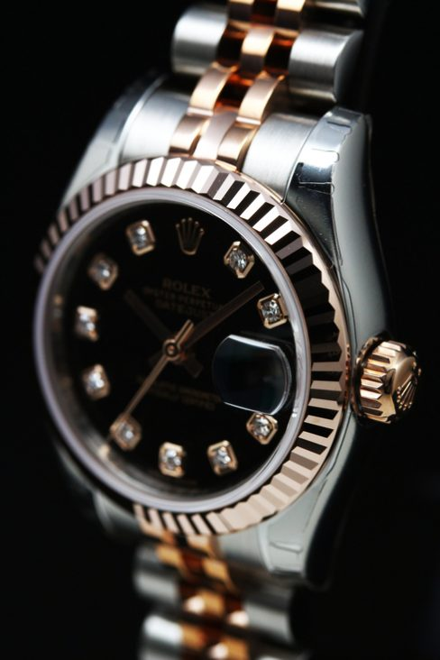 Oyster Perpetual Datejust Ladies Watch Ref.179171G