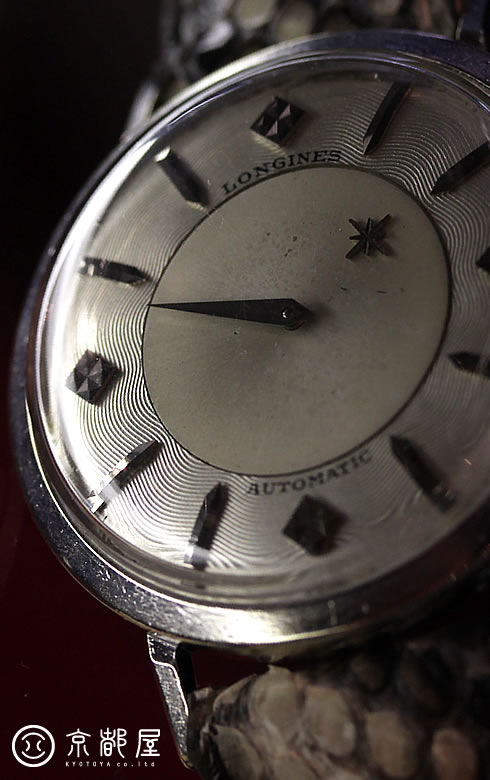VINTAGE LONGINES MYSTERY DIAL Ref.69-162.4 Cal.19A