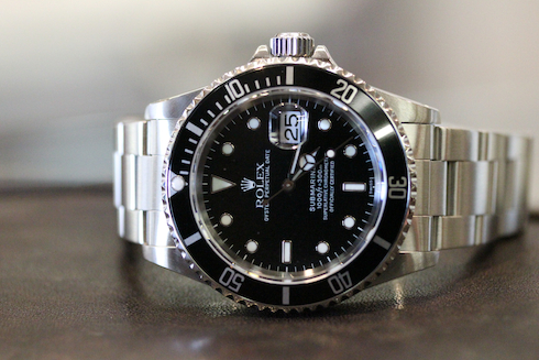 Rolex 16610 Submariner Stainless Steel References