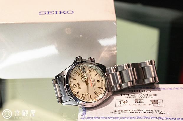 SEIKO ALPINIST 【4S15-6000】
