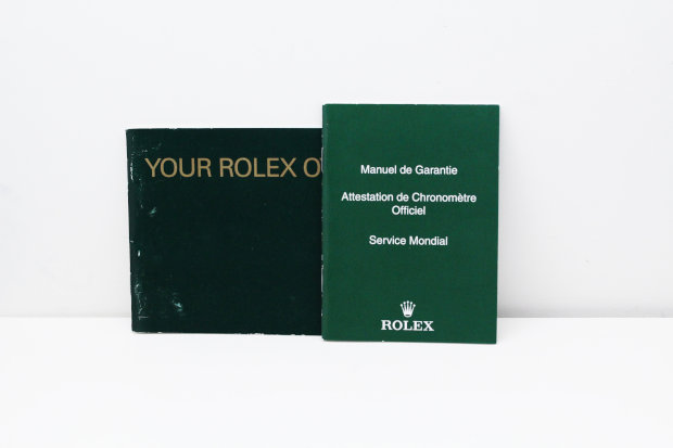 【ROLEX】Milgauss Ref.116400