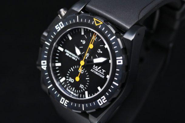 MATWATCHES 仏軍採用腕時計