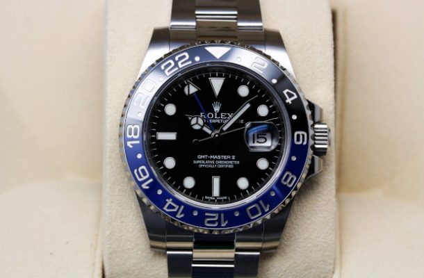 ロレックス 型番 116710BLNR
