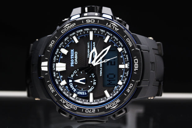CASIO PROTREK COMBINATION LINE PRW-6000YT-1BJF