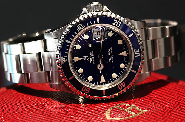TUDOR SUBMARINER DATE Ref.79190 [ANTIQUE]