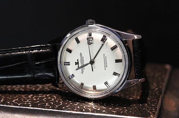 Jaeger-LeCoultre Chronometre Geomatic Ref.E399 Cal.881G 1960'S