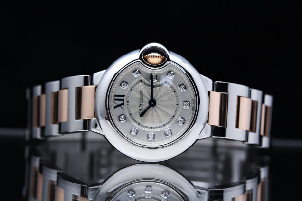 Cartier Ballon Bleu Watches WE902030 Ladies Watch
