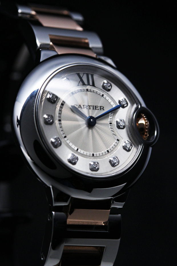 Ballon Bleu de Cartier watch WE902030