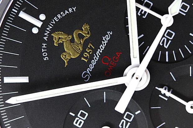 オメガ スピードマスター 50周年記念モデル / Ref.311.30.42.30.01.001