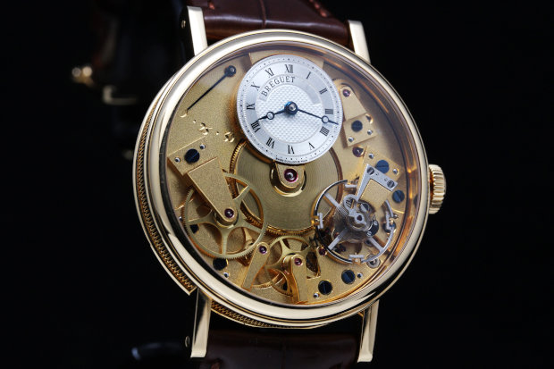 【BREGUET】TRADITION Ref.7027BA/11/9V6