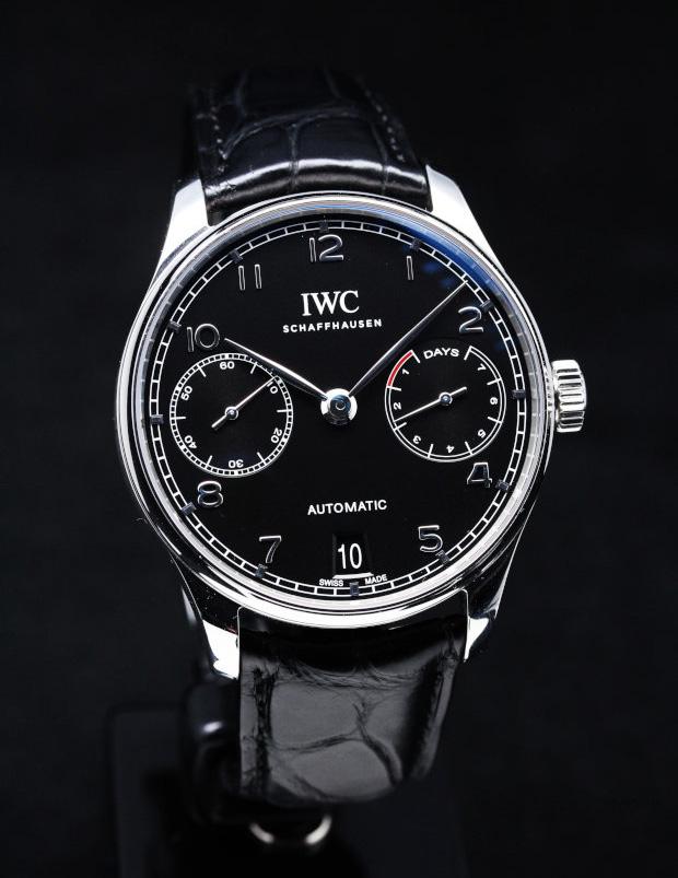 IWCの時計は通好み。買取店での評価は結構分かれる
