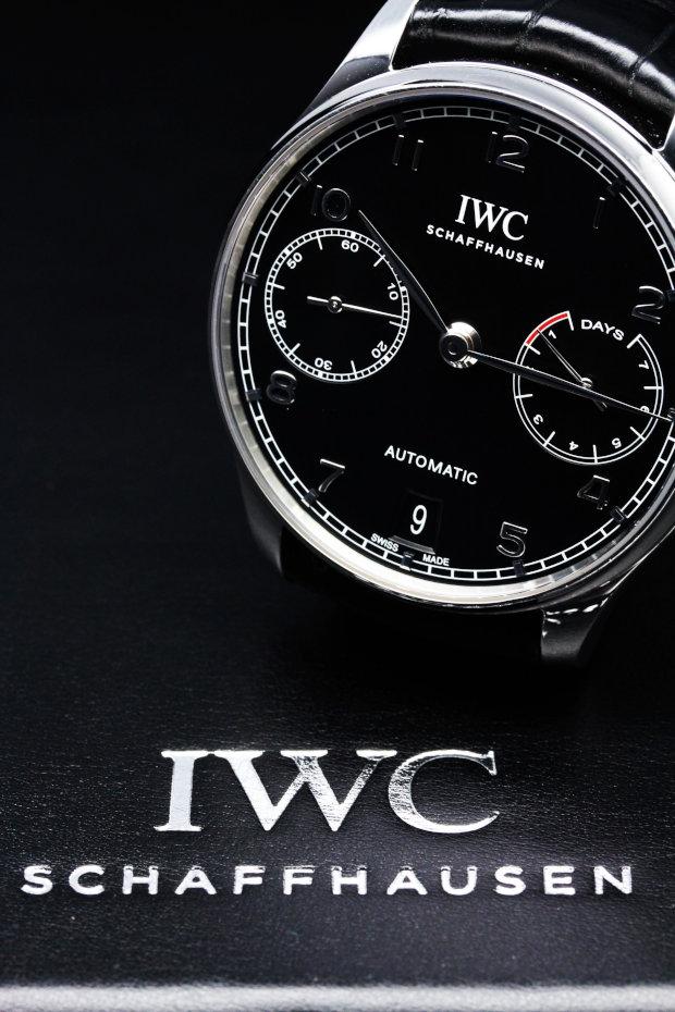 ポルトギーゼ・オートマティック IW500703