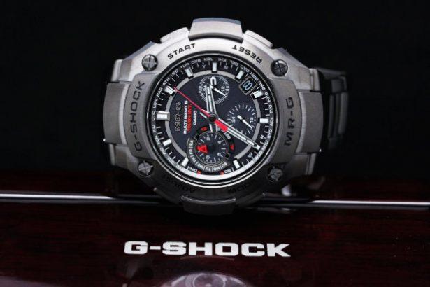 カシオ ジーショック Gショック フルメタルクロノグラフ 腕時計 電波タフソーラームーブメント