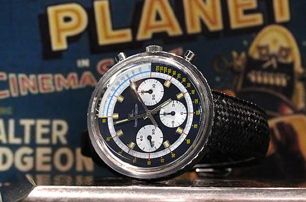 Jaeger-LeCoultre Vintage Chronograph Valjoux 72