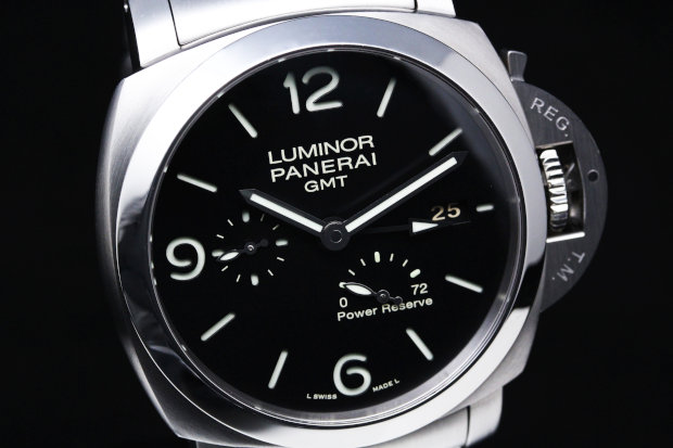 OFFICINE PANERAI Luminor 1950 3Days GMT Power Reserve PAM00347