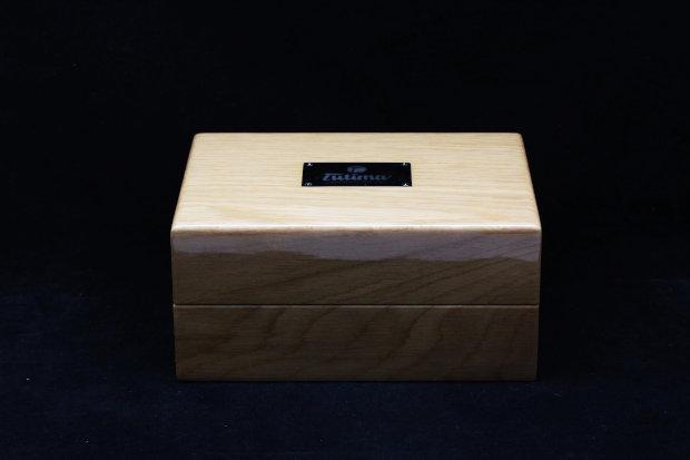 チュチマ腕時計を買取りました 780-59 ブラック文字盤 TUTIMA フリーガークロノ ユーロファイター タイフーン