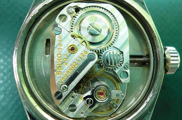 セイコー SEIKO 19GS前期 グランドセイコー レディース 1964-0010