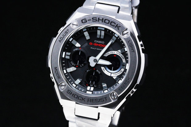 CASIO G-SHOCK G-STEEL GST-W110D-1AJF