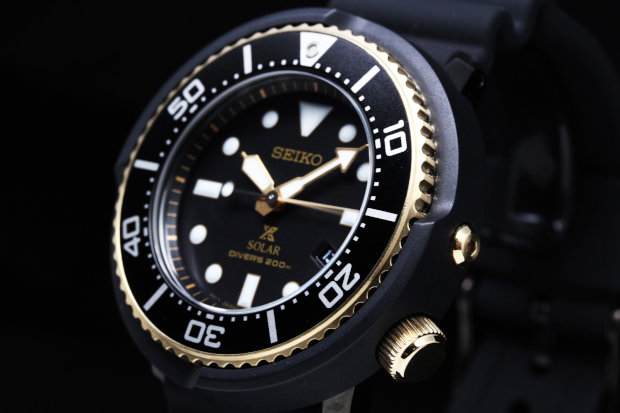 Seiko Prospex Diver Scuba Limited Edition Produced by LOWERCASE SBDN028