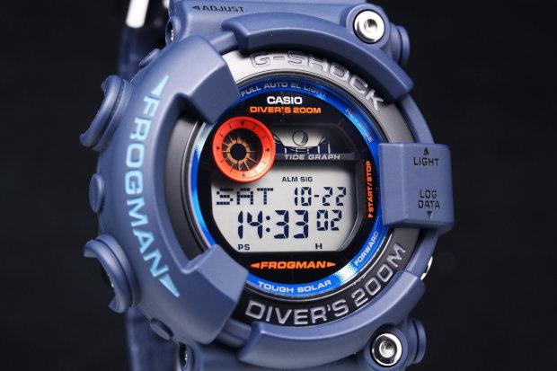 CASIO G-SHOCK FROGMAN GF-8250CM-2JR