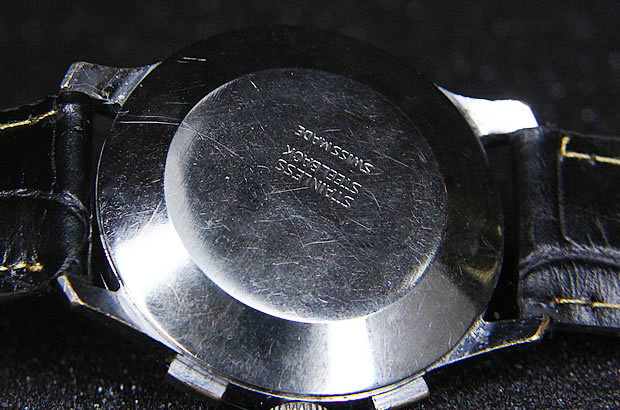ソレセン ランデロン48搭載 手巻きムーブメント