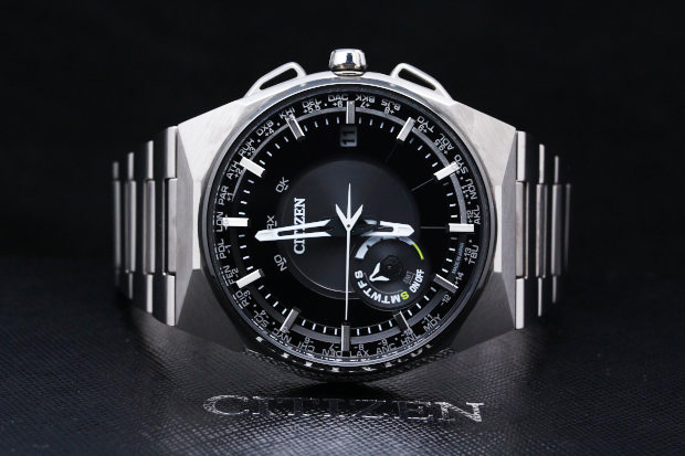 Citizen Eco Drive Satellite Wave-Air F100-T021077 / CC2006-53E