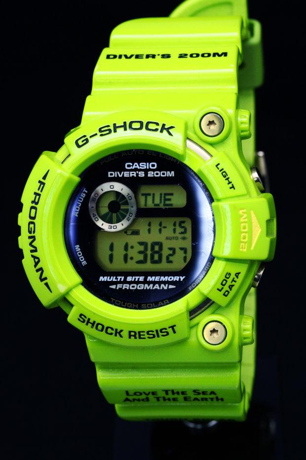 Gショック買取店 フロッグマン 雨蛙 GW-200F-3JR