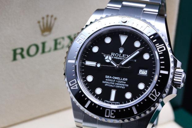 Rolex Sea-Dweller 4000 Reference 116600