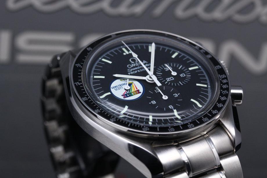 オメガ スピードマスター プロフェッショナル ミッションズ ジェミニ8号 3597-06