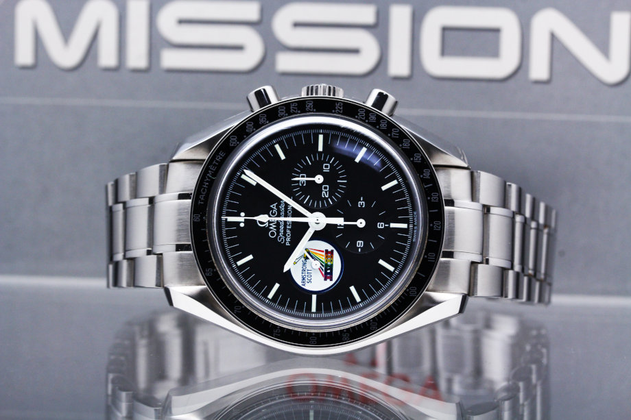 Omega Missions Gemini VIII 3597.06